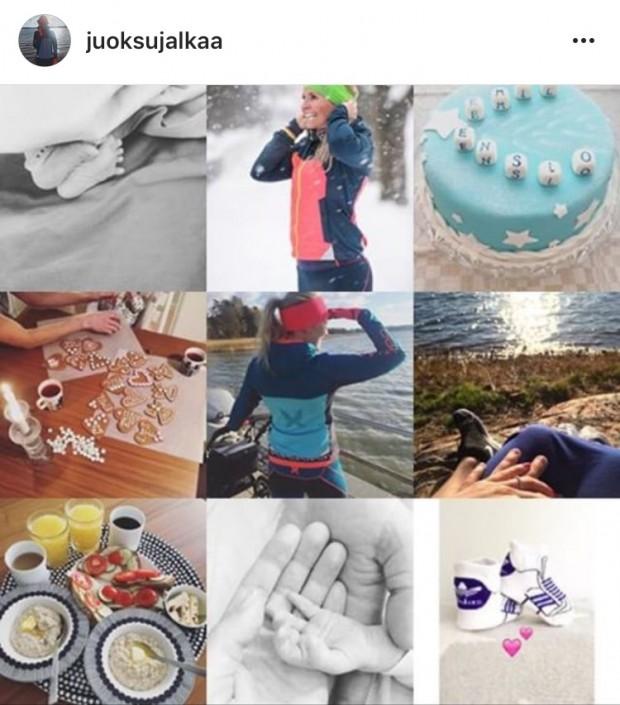 Instagramin vuoden 2016 tykätyimmät kuvat. <3